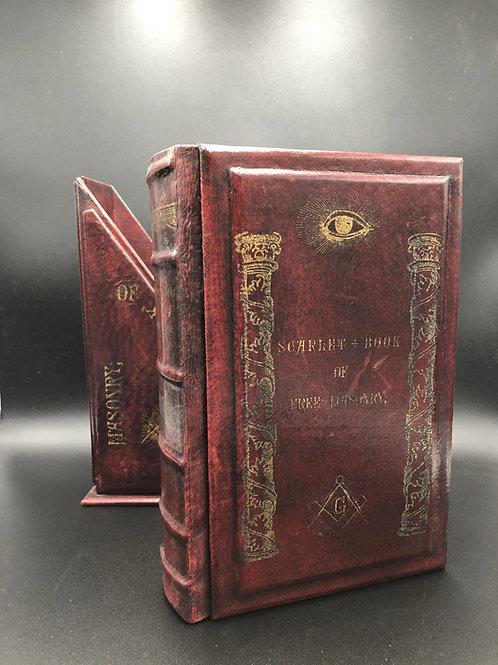 Scarlet Book Freemasonry
