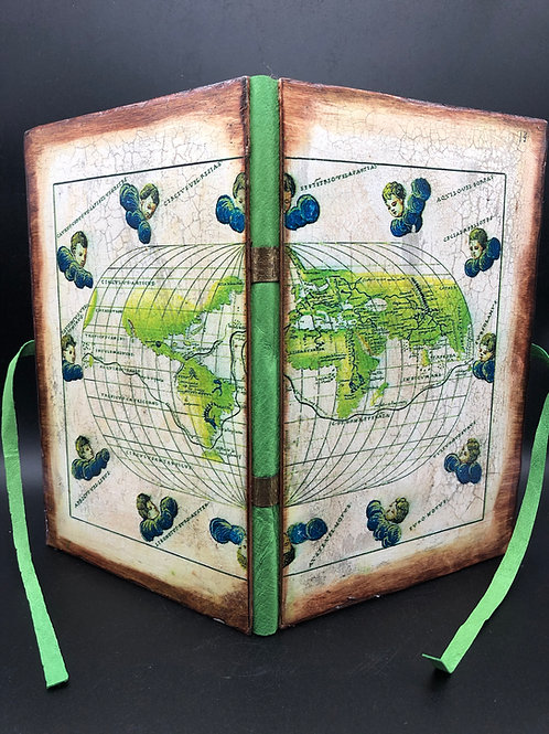 Atlas of Battista Agnese