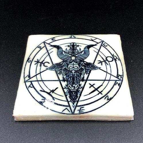 Ceramic Devil