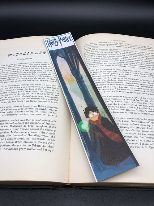 Bookmark Harry Potter