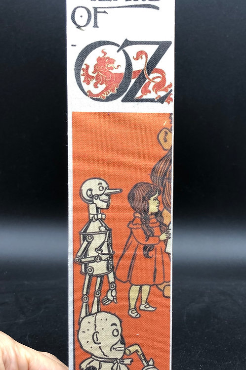 Bookmark Wizard of Oz
