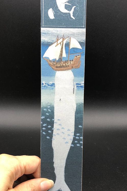 Bookmark Moby Dick