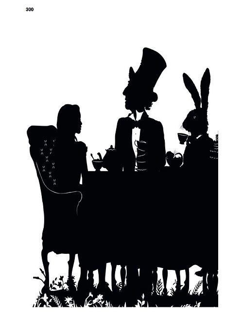 Alice silouette