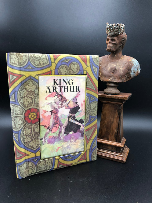 The Story of King Arthur and Kung Arthur