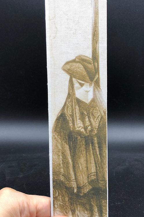 Bookmark Bauta Mask