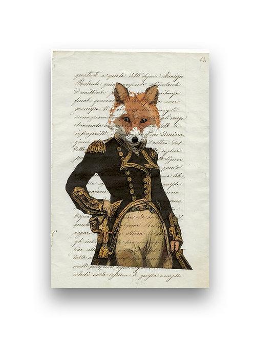 Fox manuscript