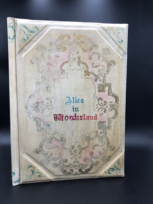Alice in Wonderland manuscript