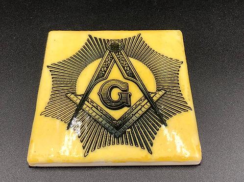 Ceramic Masonic