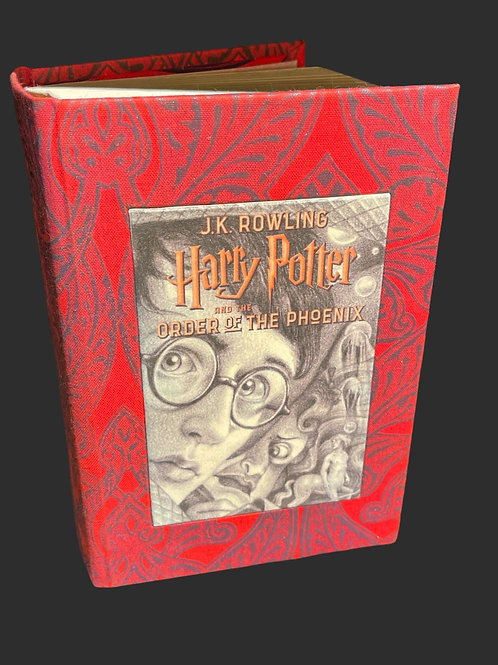 Harry Potter and Order of Phoenix