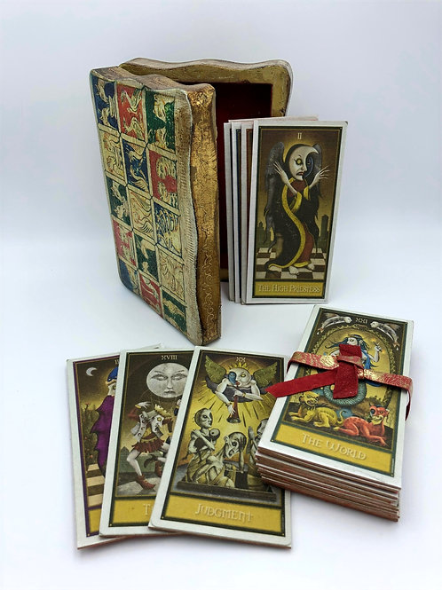 Tarot Cards Surrealism