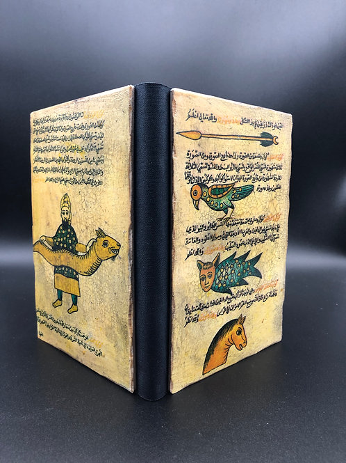Arabian Fairy Tale notebook