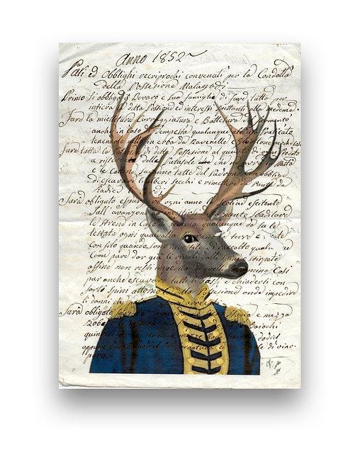 Lord Deer manuscript