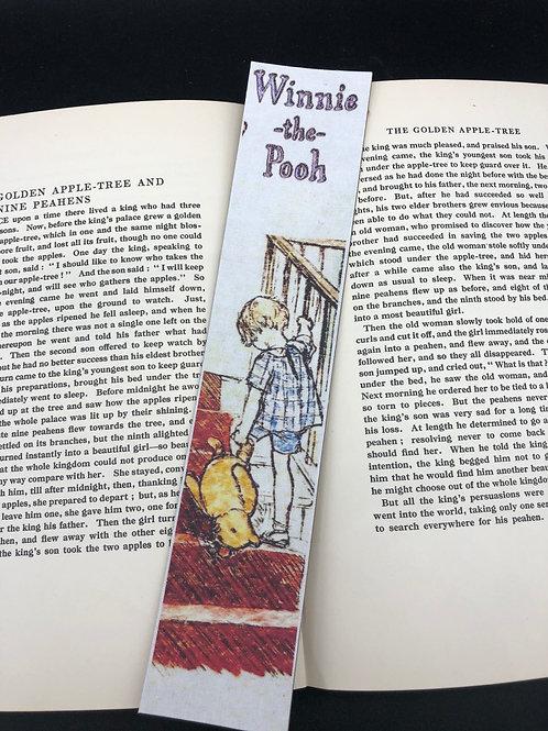 Bookmark Winnie the Pooh
