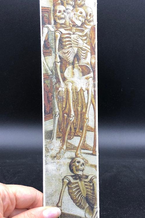 Bookmark Fresco Skelethons
