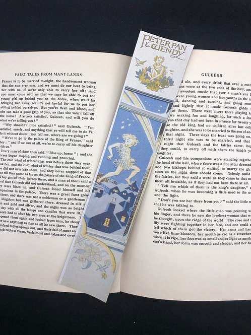 Bookmark Peter Pan