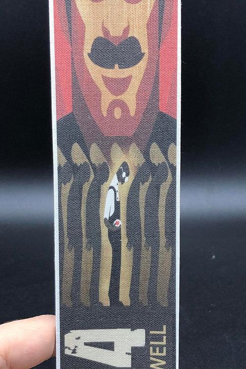 Bookmark 1984 Orwell