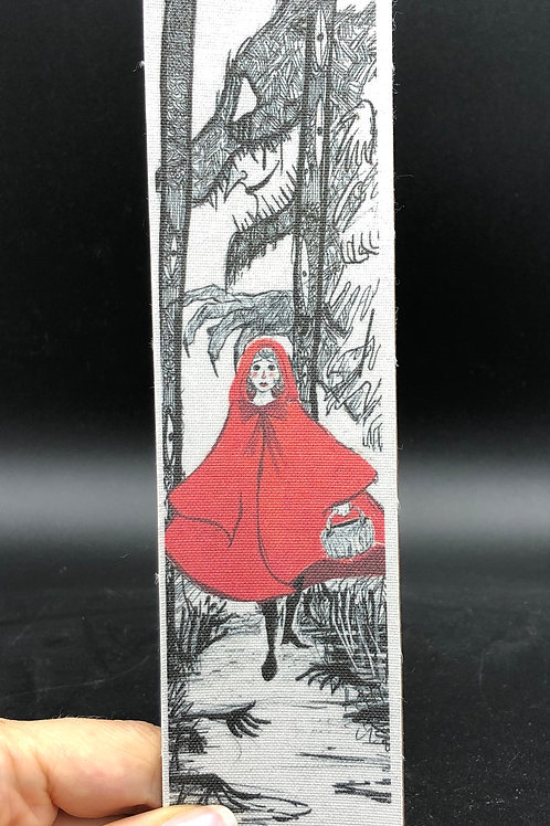 Bookmark Little Riding Hood