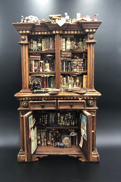 Alchimia Bookcase miniature
