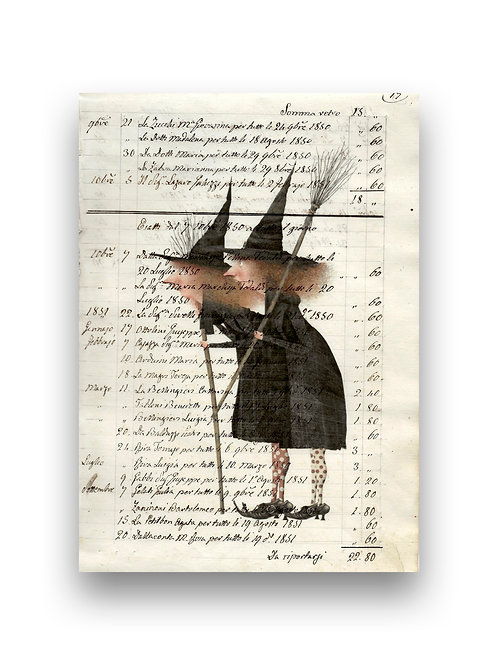 Witches manuscript