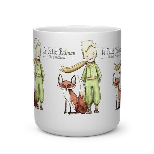 Le Petit Prince Heart Shape Mug