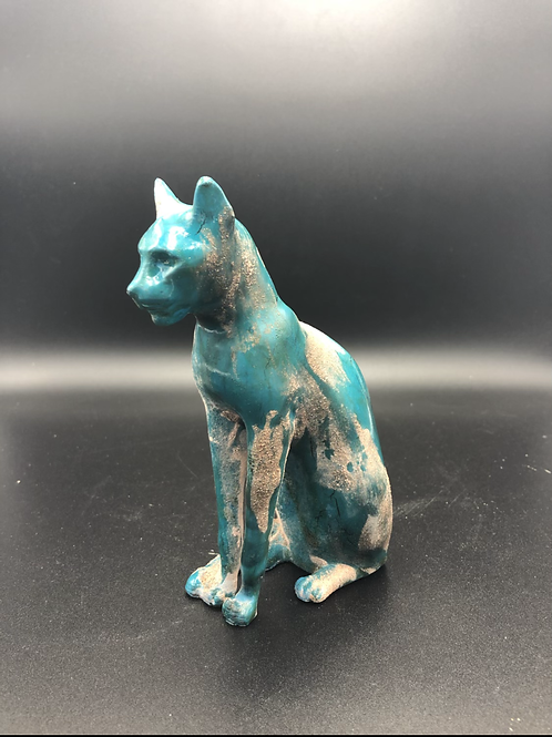 Blue Egyptian Cat