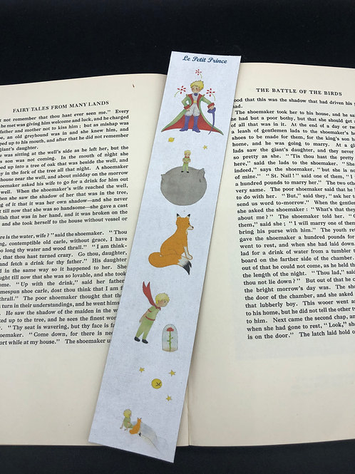 Bookmark Le Petit Prince