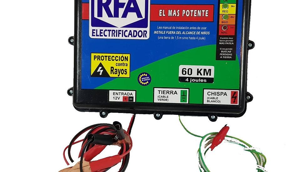 RFA Electrificador 12V 60Km