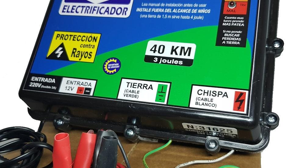 RFA Electrificador 12V 40Km