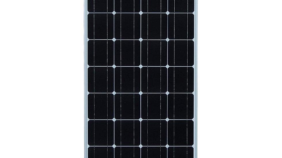 Panel Solar Fotovoltaico 100W 12V Monocristalino