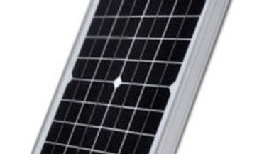Panel Solar Fotovoltaico 20W 12V Monocristalino