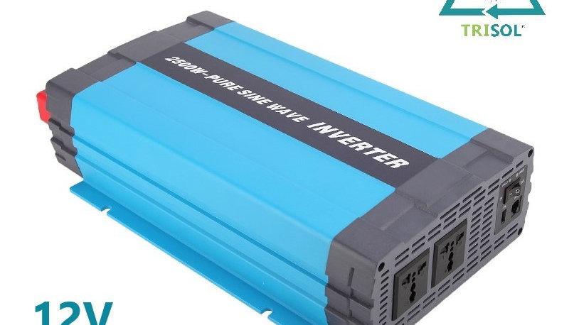 Inversor  2500W Sinusoidal Puro Dc 12V Ac 220