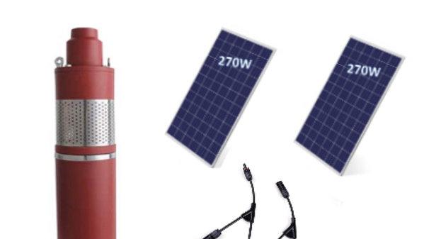 Kit Bomba Solar 50Mt 3000Lt/H