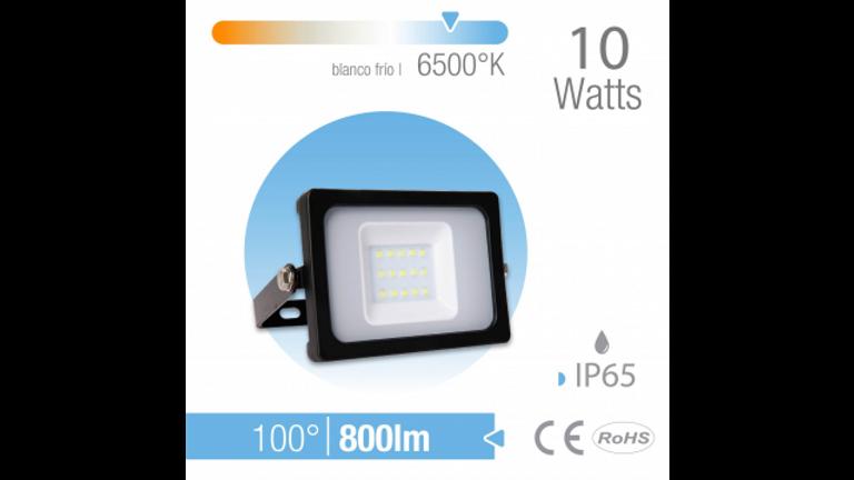 REFLECTOR LED 10W EXTERIOR IP65 BLANCO FR�O