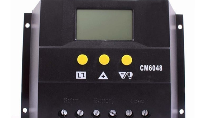Controlador Regulador Solar 48V 60A