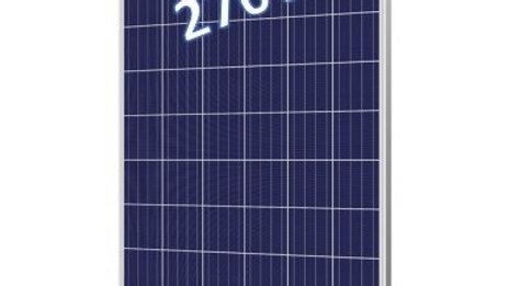 Panel Solar Fotovoltaico 270W 24V Policr.