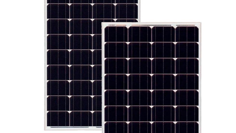 Oferta2 Paneles Solares 100W 12V Monocristalinos