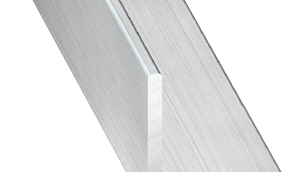Perfil en Angulo Aluminio para Soporte Paneles Solares