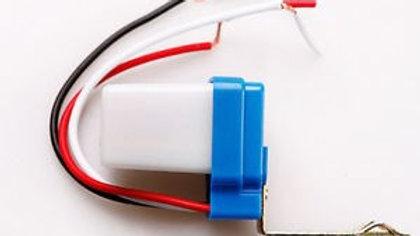 Celula Foto Electrica Para Control De Luces De 12v10a