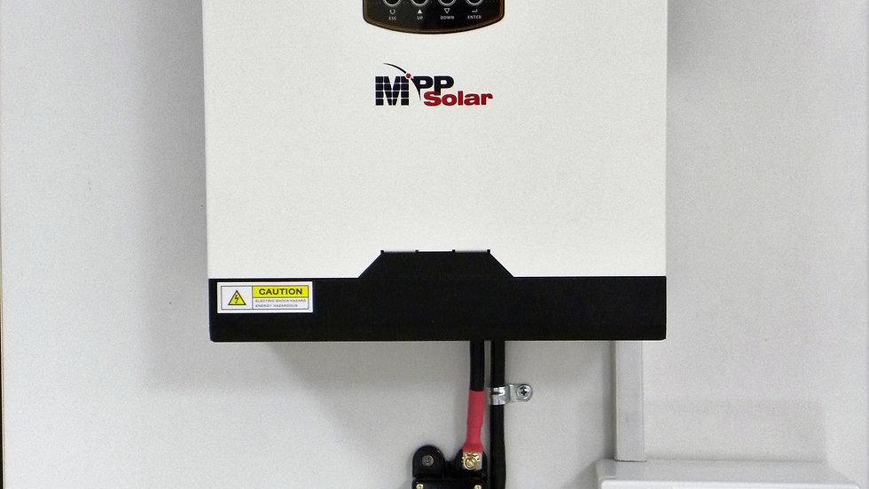 Tablero Completo para Instalacion Solar