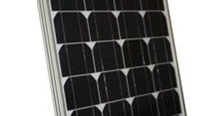 Panel Solar Fotovoltaico 50W 12V Monocristalino