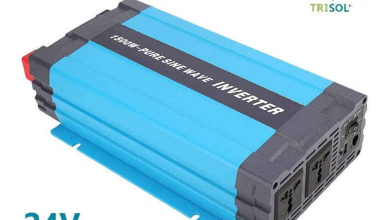 Inversor 1500W Sinusoidal Puro Dc 24V Ac 220