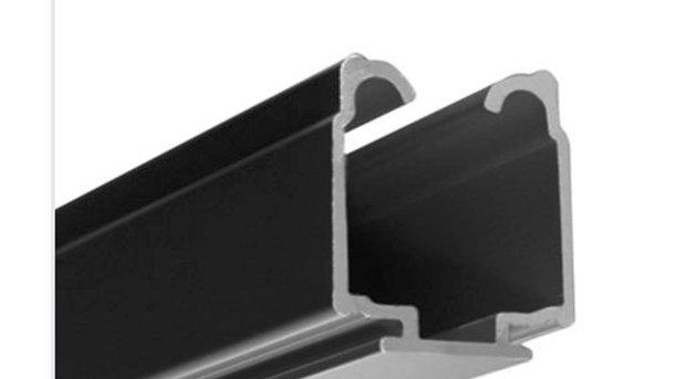 Perfil Riel Aluminio Soporte Paneles Solares 2mt