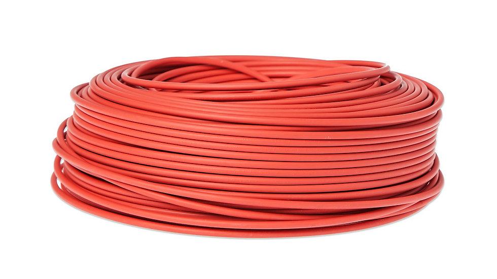Cable Multifilar 6mm Rojo