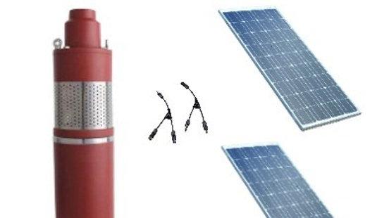 Kit Bomba Solar 25Mt 2000Lt/H