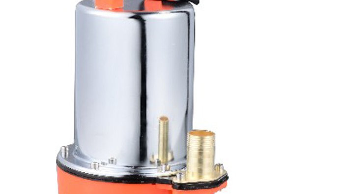 Bomba De Agua Sumergible 12V 3000Lt/H Hasta 5Mts 1 Pulgada