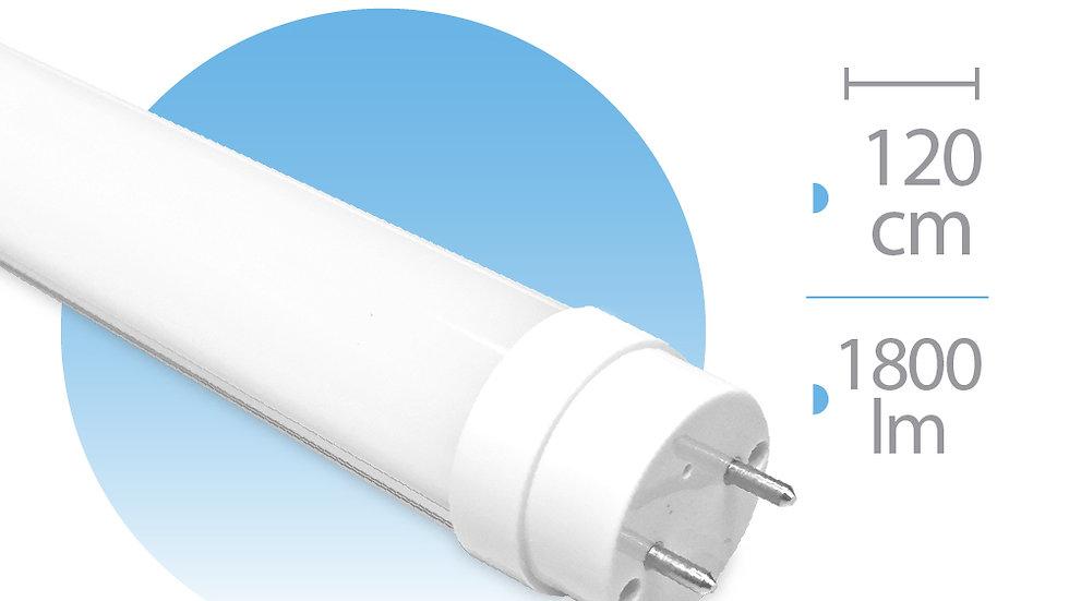 Tubo Luz LED 120 cmtr 18,5W Luz Fria