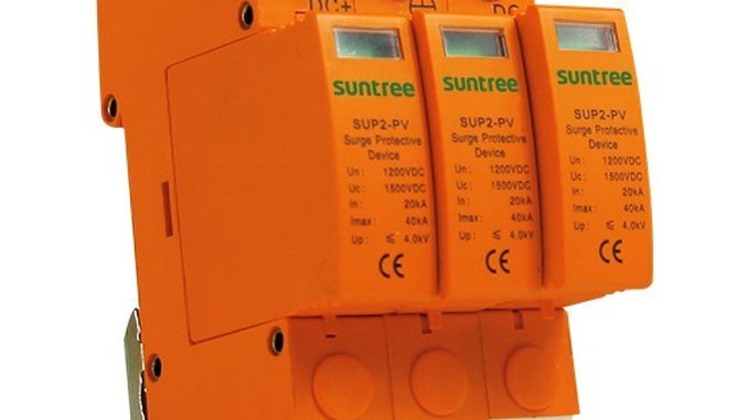 Protector de sobrecargas para corriente continua 1000v