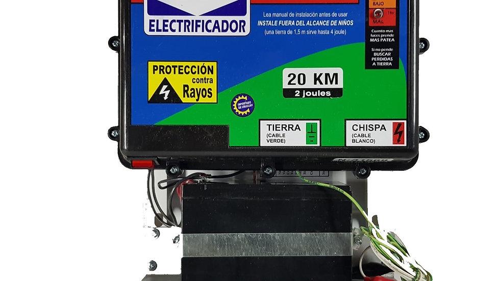 RFA Electrificador 12V 20Km