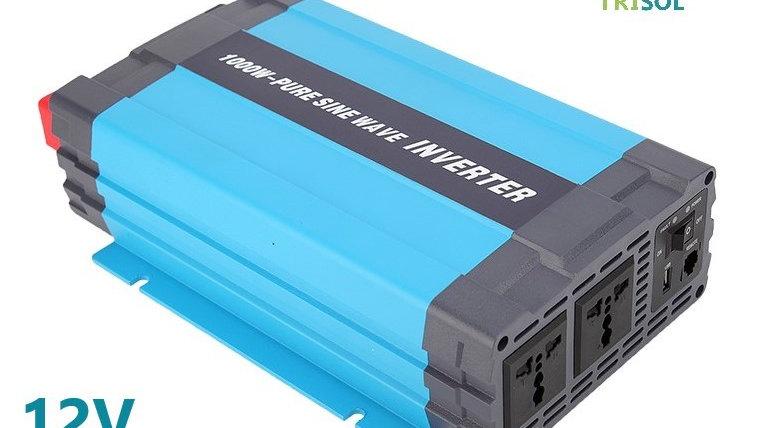 Inversor  1000W Sinusoidal Puro Dc 12V Ac 220