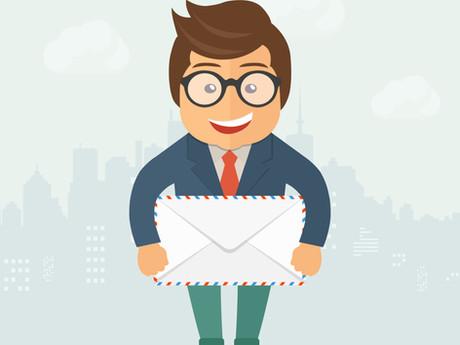 Uusi sähköpostiosoite